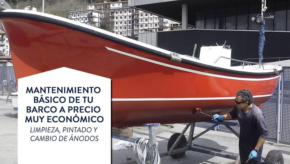 Carpintería náutica, restauraciones de teka, limpiado y pintado de carena