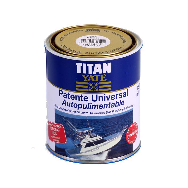 TITAN AUTOPULIMENTABLE UNIVERSAL, VELOCIDAD ALTA 750ML - 59,95