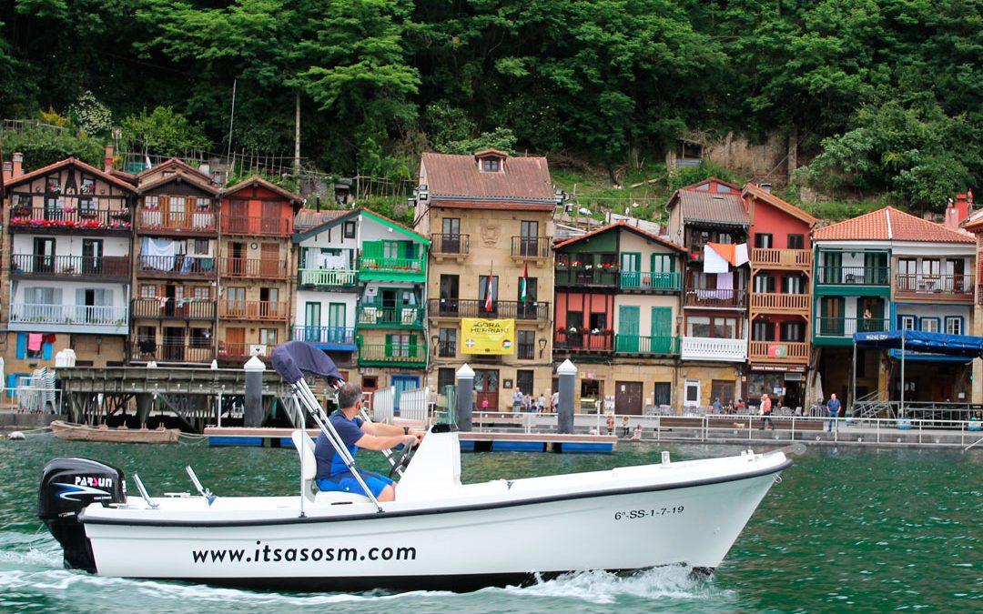 Vacaciones en barco, la alternativa de este verano
