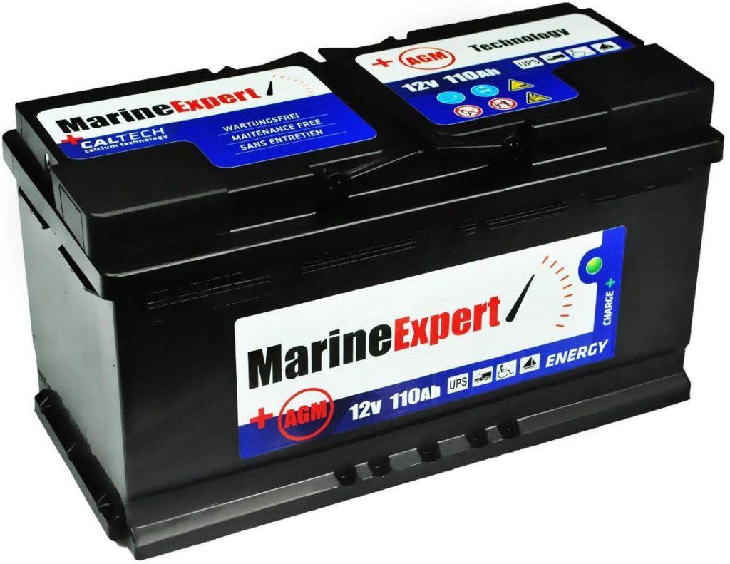 Baterías para barcos